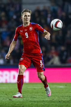 Borek Dockal - Czech Republic.   Sparta Praha Midfielder has been the higest scorer for the team in the qualifiers with 4 goals. They finished 1st in their group.