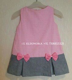 Kinderkleidung - Kinderkleidung Estás en el lugar correcto para diy face mask sewing pattern Aquí presentamos diy q - Girls Frock Design, Kids Frocks Design, Baby Frocks Designs, Baby Dress Design, Baby Girl Dress Patterns, Little Girl Dresses, Baby Girl Frocks, Fashion Kids, Fashion 2020