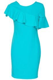 Rinascimento dress turquoise