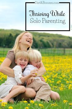 Some great tips on parenting while your spouse is gone.  I love #3!