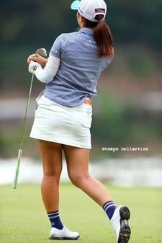 Indian Actress Pics, Indian Actresses, Sexy Golf, Golf Player, Lpga, Great Women, Cute Asian Girls, Nice Legs, Ladies Golf