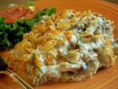 Country Chicken Casserole - STONE WAVE RECIPES