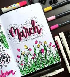 Likes, 85 Comments - She Doodles Bullet Journal Titles, Bullet Journal Month, Bullet Journal Cover Ideas, Bullet Journal Lettering Ideas, Bullet Journal Banner, Bullet Journal Notebook, Bullet Journal Aesthetic, Bullet Journal School, Journal Covers