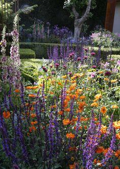 kuva Garden Cottage, Home And Garden, Gardening, Balcony Garden, Dream Garden, Garden Planning, Patio, Nature, Flowers