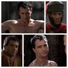 "I loved HBO's Show ""Rome"" and James Purefoy as Marc Antony."