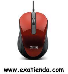 Ya disponible Rat?n Sweex USB rojo 1000dpi rubber grip   (por sólo 12.99 € IVA incluído):   - Interfaz:USB - Tecnología de conectividad: Cable - Cantidad de botones: 2 - Tecnología de detección de movimientos: Optical - Resolución de movimiento: 1000 DPI - Rueda de desplazamiento: SI - Tamaño de cable: 1.50 m - Color: Rojo/negro - P/N: MI082 Garantía de 24 meses.  http://www.exabyteinformatica.com/tienda/3021-raton-sweex-usb-rojo-1000dpi-rubber-grip #ps2/usb #exabyt