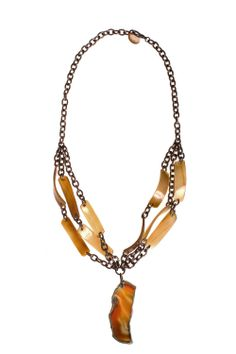 Dressing Your Truth - Type 3 Rich Distinction Necklace - pretty interesting option - not sure about the color of the metal or the round links