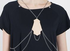 Harness jewelry by Ainokainen