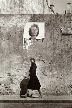 Agnès Varda - 'Sofia Loren in Portugal', Póvoa de Varzim, 1956