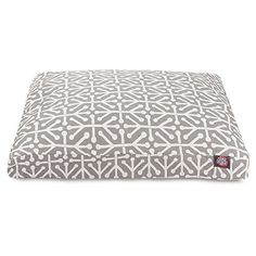 Gray Aruba Extra Large Rectangle Indoor Outdoor Pet Dog Bed With Removable Washable Cover By Majestic Pet Products ** Find out more about the great product at the image link.