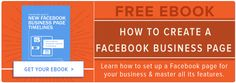 free guide to creating facebook business pages