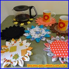 1 million+ Stunning Free Images to Use Anywhere Cd Crafts, Fabric Crafts, Sewing Crafts, Diy And Crafts, Sewing Projects, Arts And Crafts, Cloth Flowers, Fabric Flowers, Ribbon Sculpture