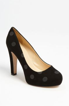 "kate spade new york 'loire' pump available at #Nordstrom    4"" is way to high for me, but they are so fun!"