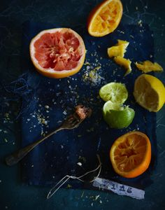 the food dept.: ZING proudly presented by the food dept. We are enormously excited to publish this zingy, citrus post,