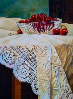 Theresa Ferguson. Cinquecento Siciliano love it , to me this is a picture of my mom's work. I called Art <3