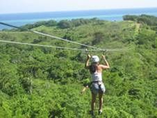Visiting Roatan:  Make sure you Take our Zipline Extreme Tour.  http://www.tropicalrez.us/extreme_zipline_tour.html   #roatan