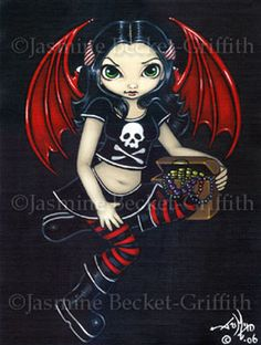jasmine becket-griffith | Jasmine Becket-Griffith