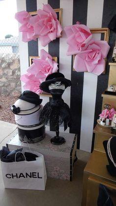No. 18th Coco Chanel  | CatchMyParty.com