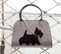 cozy Dog bag Dog purse Felt handbag Shoulder Bags Women Tote Bag Women's purse Women's bags Tote bag Feltet purse Bag with dog Pet bag Felt Wallet, Felt Purse, Womens Purses, Womens Tote Bags, Urban Bags, Dog Purse, Pet Bag, Wicker Purse, Crochet Circles