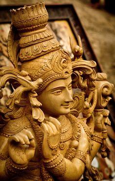 Lord Krishna!