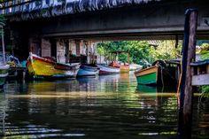 Canal do Marambaia, Pontal Norte no começo da Estrada da Rainha. #balneariocamboriu