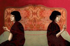Daria Petrilli   -Fil rouge-