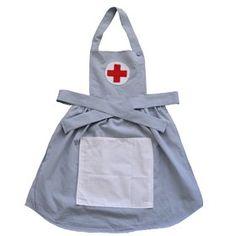 diy déguisement infirmière