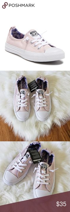 fa9e8a95385b7 Converse Women s Chuck Taylor All Star Shoreline brand new with tags color  is called barely rose