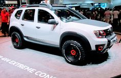 Renault Duster 4X4 Extreme Concept