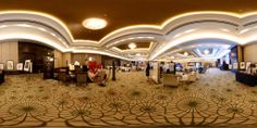 Panoramic view of World Luxury Expo, Doha Doha, The St, Palm Beach, Mansions, Luxury, House Styles, World, Manor Houses, Villas