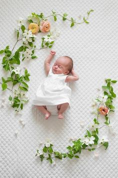 Cute idea #baby #newborn #photography
