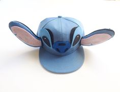 A personal favorite from my Etsy shop https://www.etsy.com/listing/248053716/stitch-hat-ears-lilo-stitch-inspired