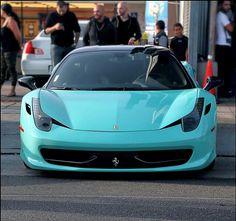 Ferrari 458~