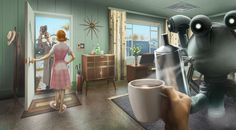 Fallout 4's concept art is wallpaper worthy | Polygon