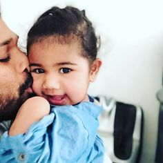 Cute Pug Puppies, Cute Pugs, Birthday Party Celebration, 2nd Birthday Parties, 2nd Birthday Photos, Allu Arjun Images, Animated Love Images, Daddy Daughter, Indian Beauty Saree
