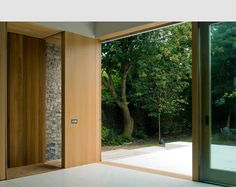 Harcourt Terrace / Boyd Cody Modern Entrance, Entrance Foyer, Timber Sliding Doors, House Extensions, House 2, Contemporary Architecture, Home Projects, Townhouse, Interior And Exterior