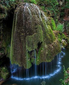 Wow so Fairytale-like! - Bigar Waterfall, Romania