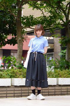 ストリートスナップ - micoさん   Fashionsnap.com