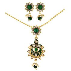 Green Stone Indian Bollywood Gold Plated Elegant Traditio... https://www.amazon.com/dp/B06XQJYQ5K/ref=cm_sw_r_pi_dp_x_We19ybVEDT1WH