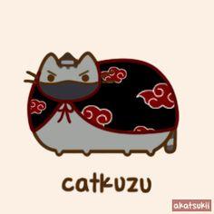 Kakuzu; Pusheen | Naruto