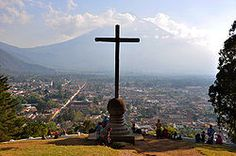 Antigua Guatemala - Love this place! Hopefully I'll go back one day!
