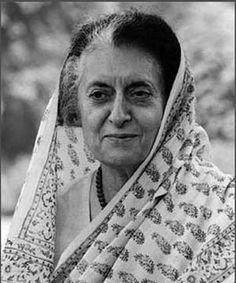Even if I died in the service of the nation, I would be proud of it. Every drop of my blood... will contribute to the growth of this nation and to make it strong and dynamic.  - Indira Gandhi