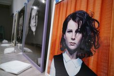 """Bana Bak!"" sergisi kurulumu"" | ""Look At Me!"" exhibition installation"