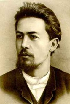 """We shall find peace. We shall hear the angels, we shall see the sky sparkling with diamonds.""  Anton Chekhov, 1897 ❤❦♪♫"