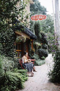 Quiero tomar un cafe ahi y ahora. Atlanta