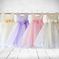 Victoria flower-girl, christening or party dress. Little Miss Little Miss Dress, Crochet Tutu, Dress Anak, Christening Dresses, Girl Christening, Kids Gown, Girls Dresses, Flower Girl Dresses, Bridesmaid Inspiration