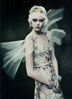 paolo roversi. Please support independent British film and like/share the facebook page of Babushka at www.facebook.com/BabushkaTheFilm - thank you :-)