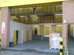 Self storage floor