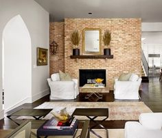 http://pinterio.com/wp-content/uploads/2012/09/Living-Room-with-Brick-Wall.jpg  dark flooring with brick wall
