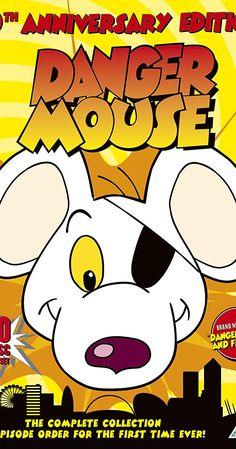 Danger Mouse (TV Series 1981–1992) - IMDb Jason Terry, David Jason, Full Cast, It Cast, Family Tv Series, Mark Hall, Danger Mouse, Inventions, Comedy